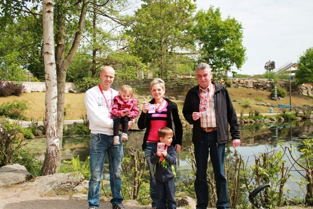 Freizeitpark Plohn mit Hitradio RTL