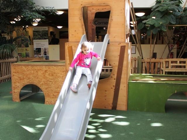 Center Parcs Bostalsee - Indoorspielplatz