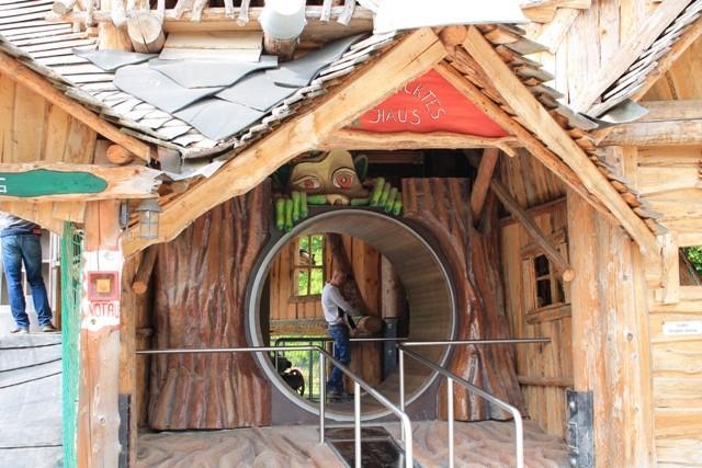 Freizeitpark Plohn - Holzmichl-Villa