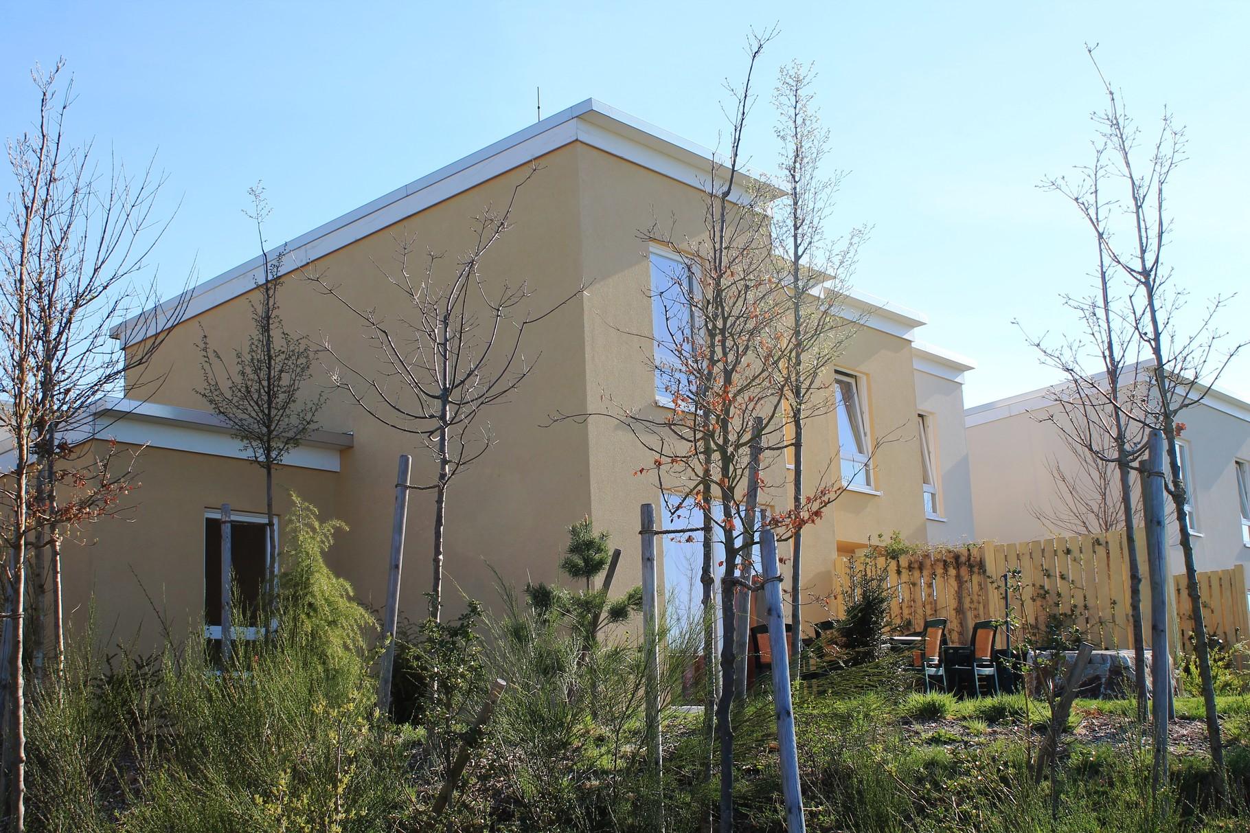 Center Parcs Bostalsee 6er Bungalow - Außenansicht (Haus 105)