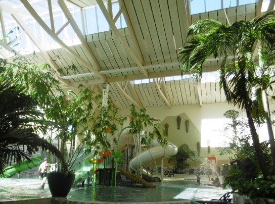 Center Parcs Bostalsee - Aqua Mundo