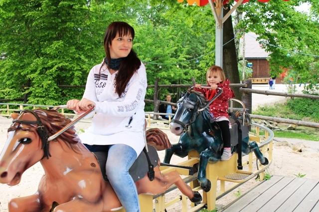 Freizeitpark Plohn - Pony-Adventure