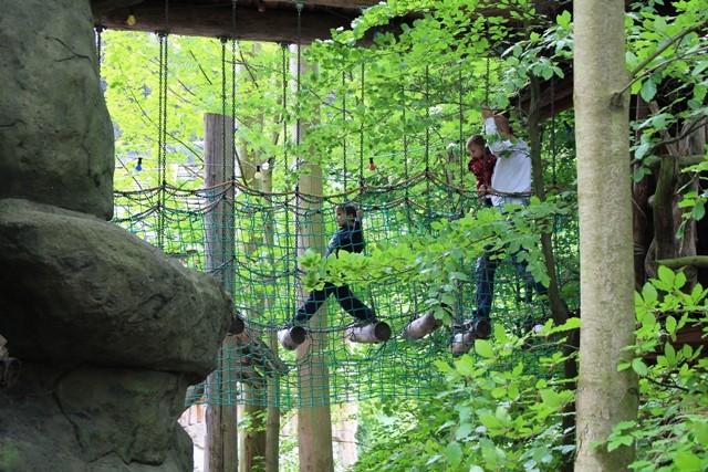 Freizeitpark Plohn - Crazy House
