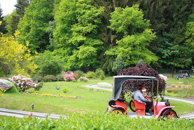 Freizeitpark Plohn - Oldtimerfahrt