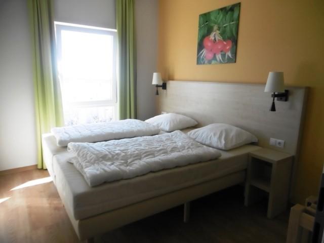 Center Parcs Bostalsee 6er Bungalow - 2. Schlafzimmer im Obergeschoss