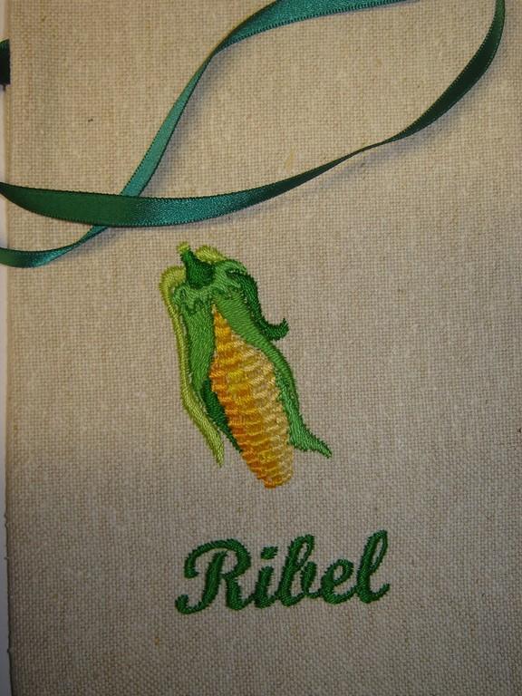 Ribelsäckli (Eine feine Spezialität verlangt eine spezielle Hülle)
