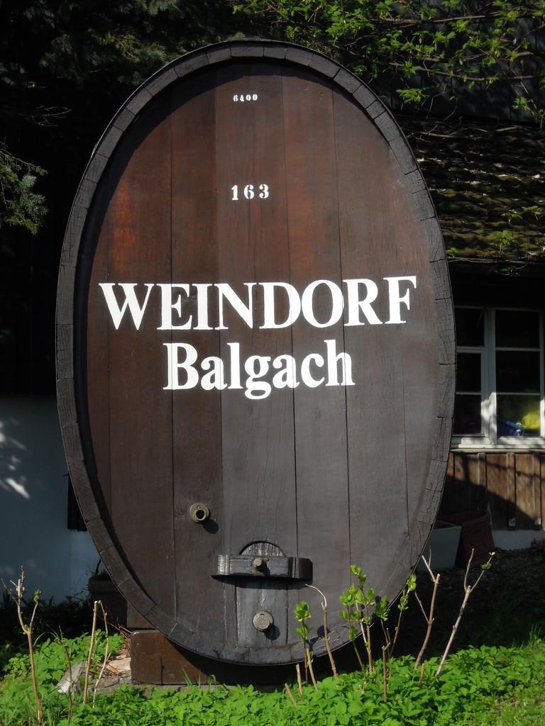 Balgachs Weine werden gelobt