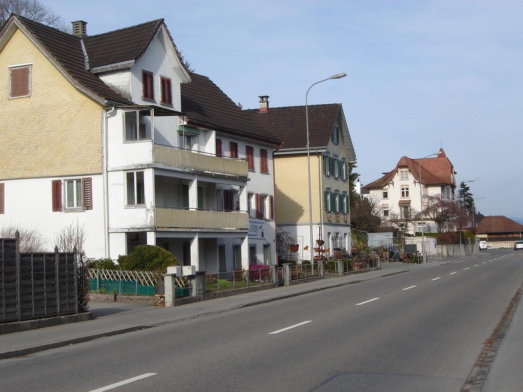 Stickerbauernhäuser Meier, Bruderer / Villa Weiersegg