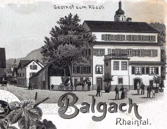 Gasthof zum Rössli