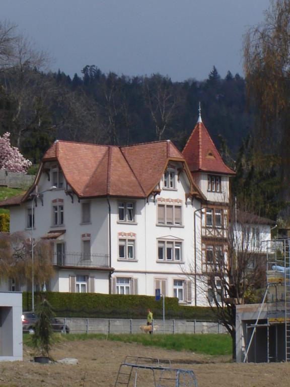 Villa Weiersegg, Labonté-Bau von 1912
