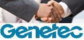 ジャバテルはカナダGENETEC社の国内正規代理店です。