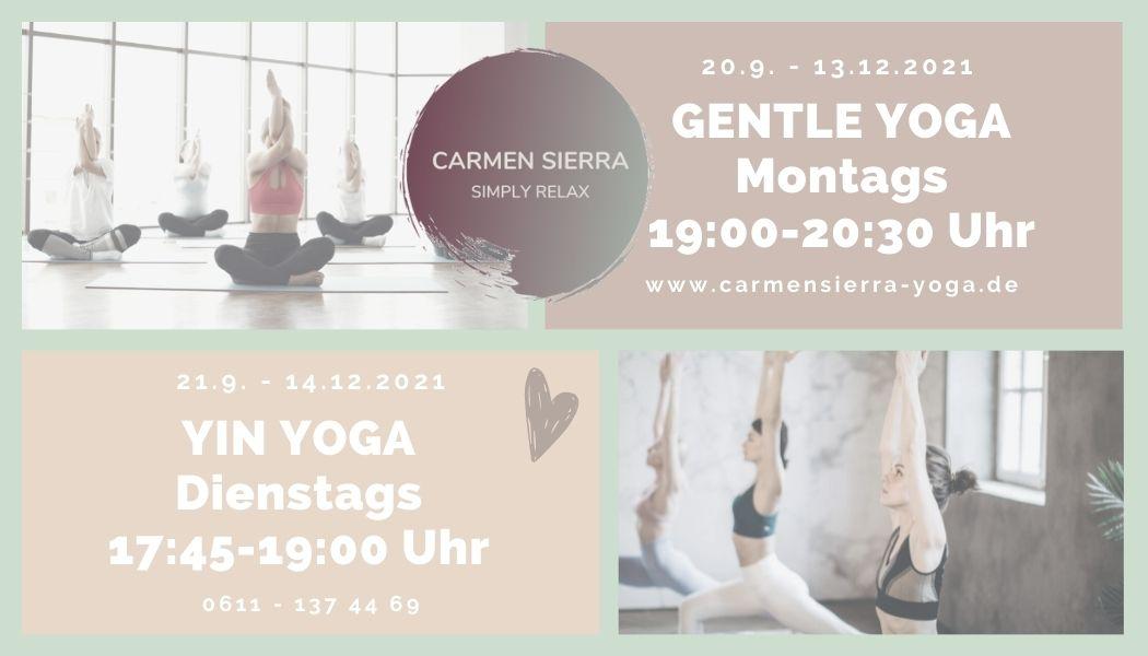 Melde dich an unter hello@carmensierra-yoga.de oder ruf einfach an: 0611-137 44 69