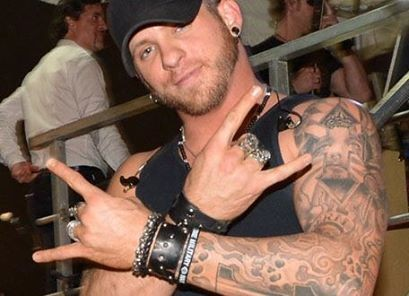 Brantley Gilbert is our choice this week. Not only do we love his ink, we love his music and he's easy on the eyes, too.