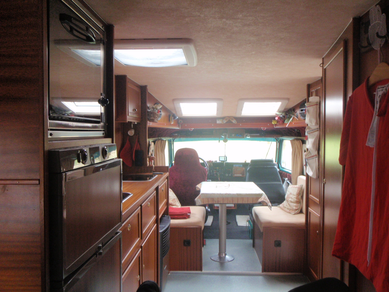 Oldtimer ombouwen tot camper