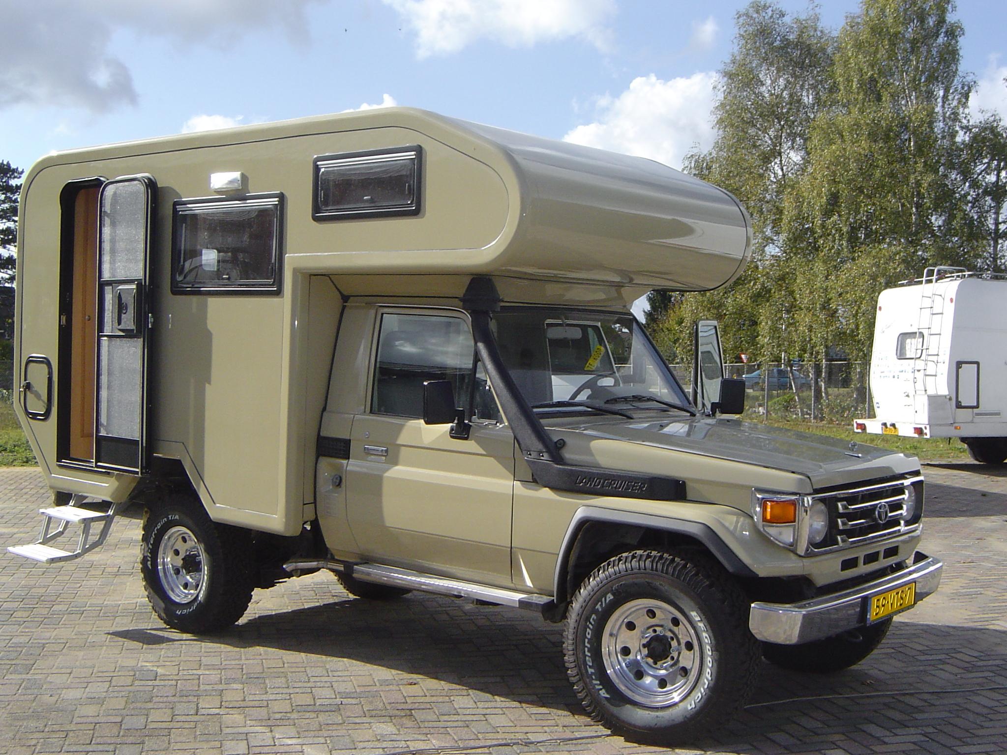 4x4 woestijnwagen