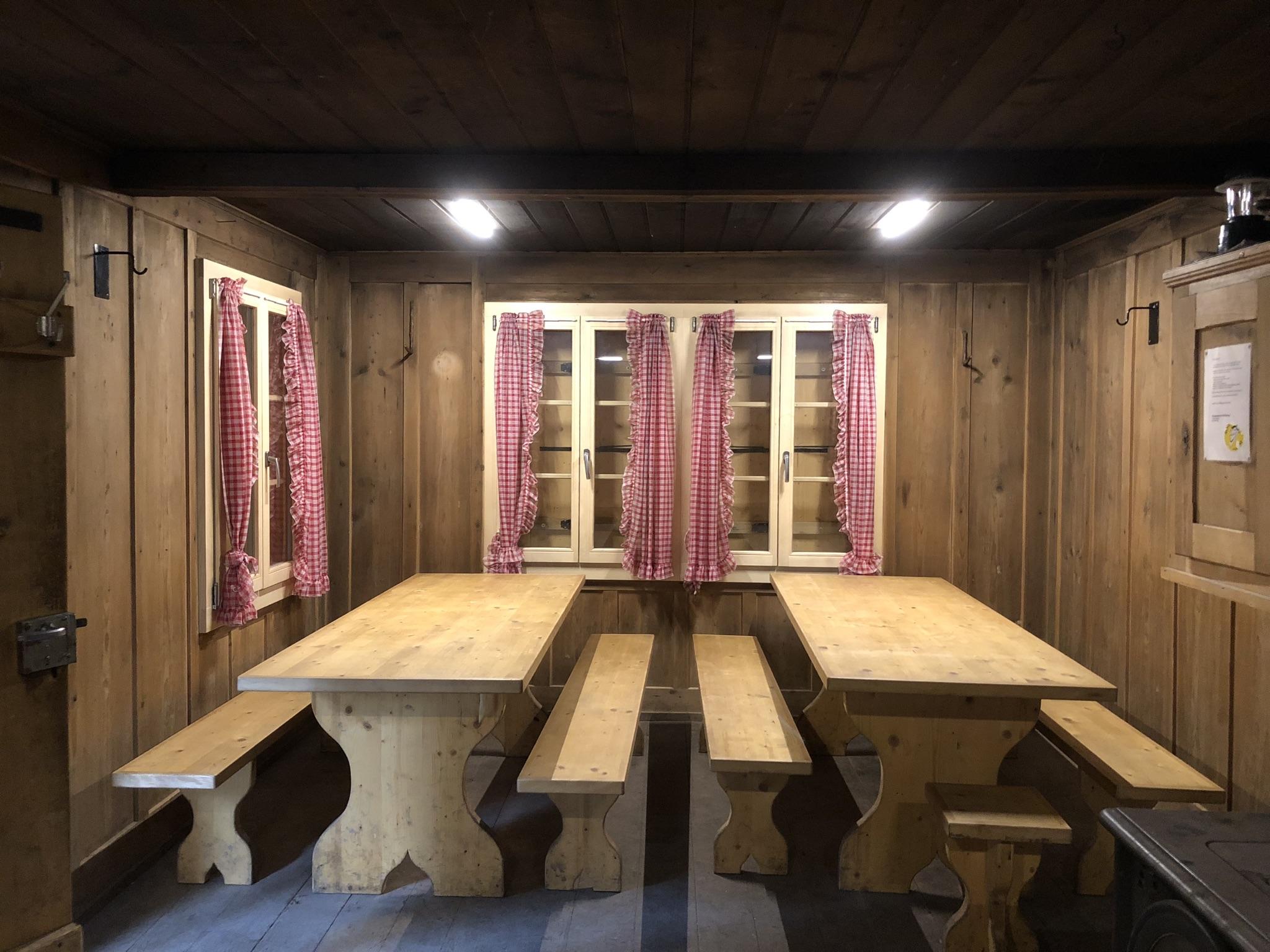 Schwand-Hütte - Verwaltung und Forstbetrieb