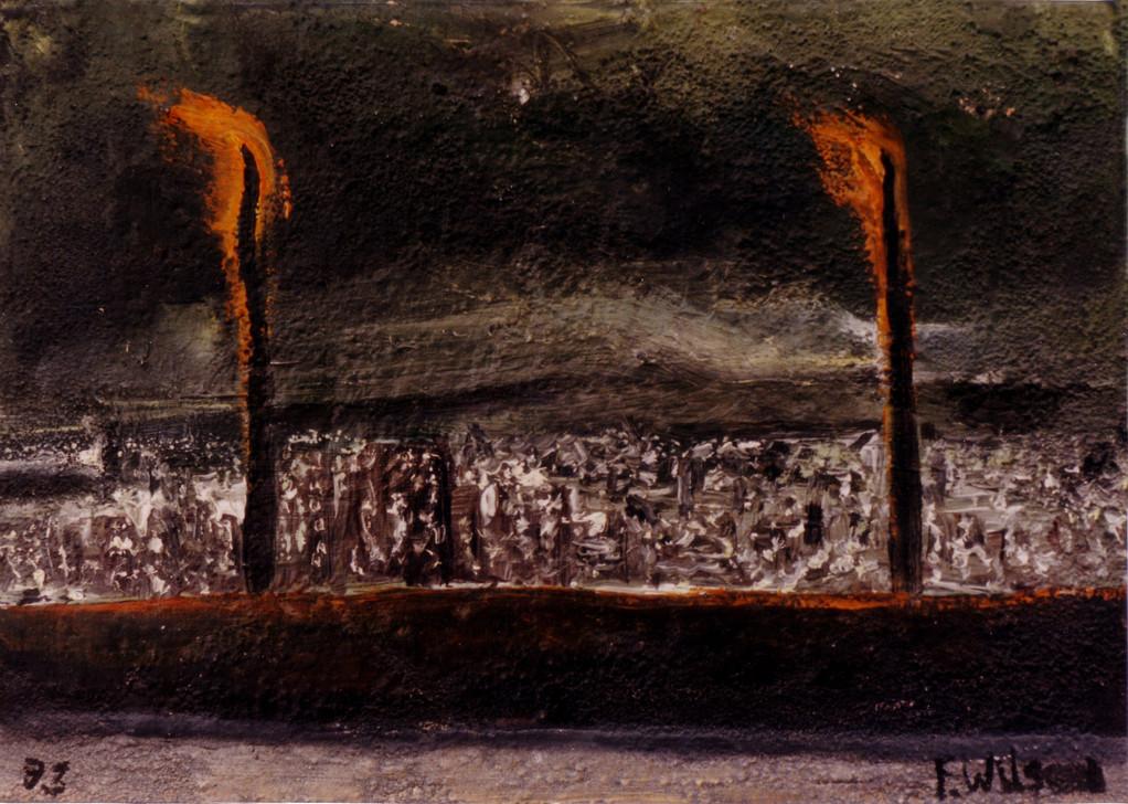 Una ciudad antigua noctámbula 1993