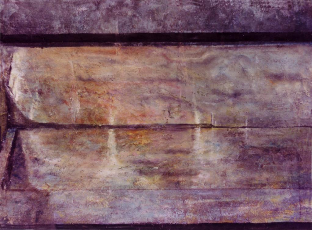 Frontera del laberinto por el mar 1993