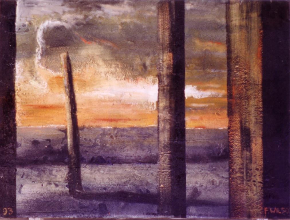 Heridas en la tierra del laberinto 1993