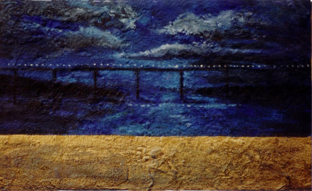 Puente iluminado 1993