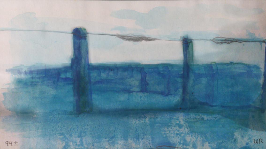 Apunte, paisaje metafisico 1 (1995)