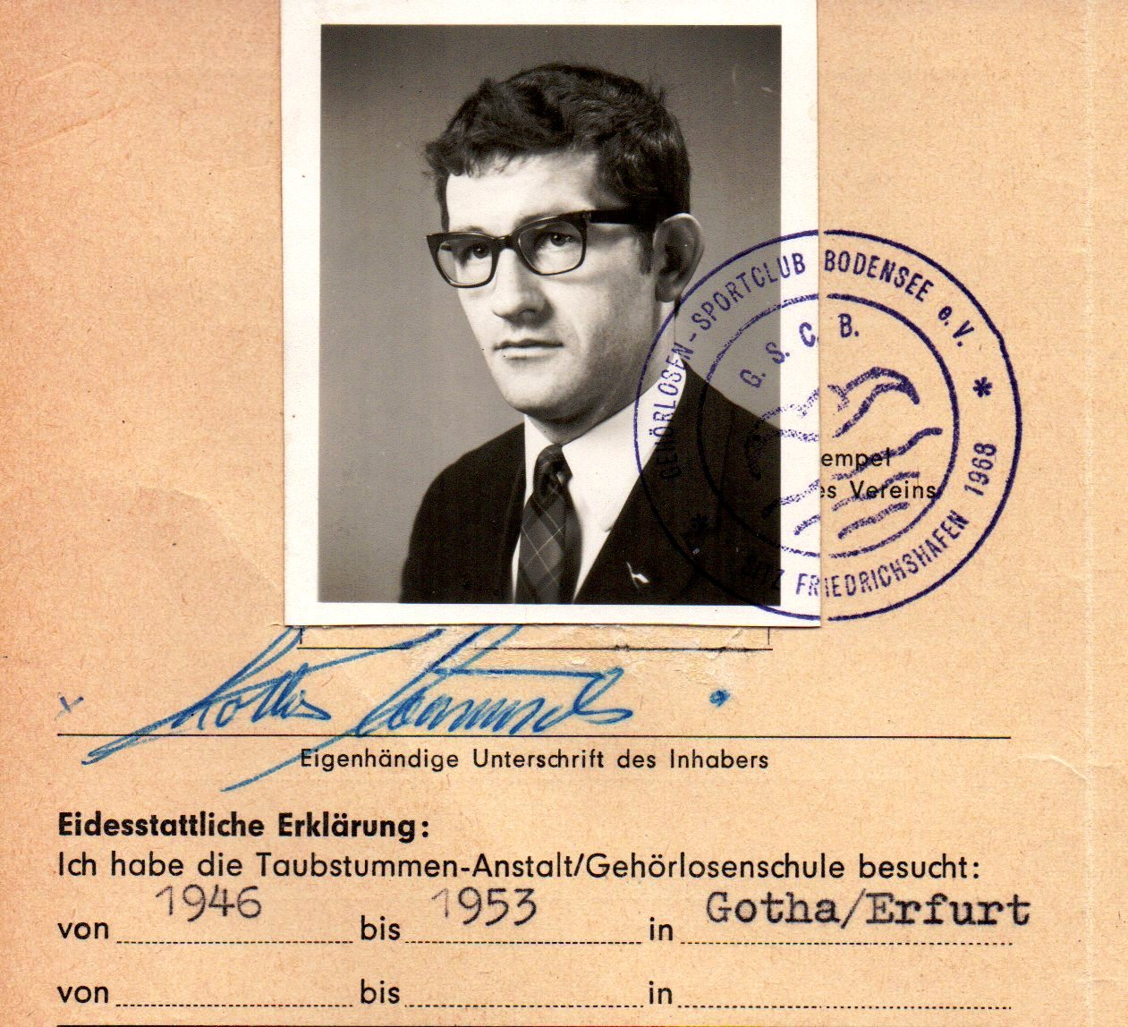Lothar Manusch
