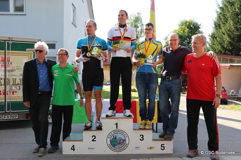 3.Platz Herren Max Jehle