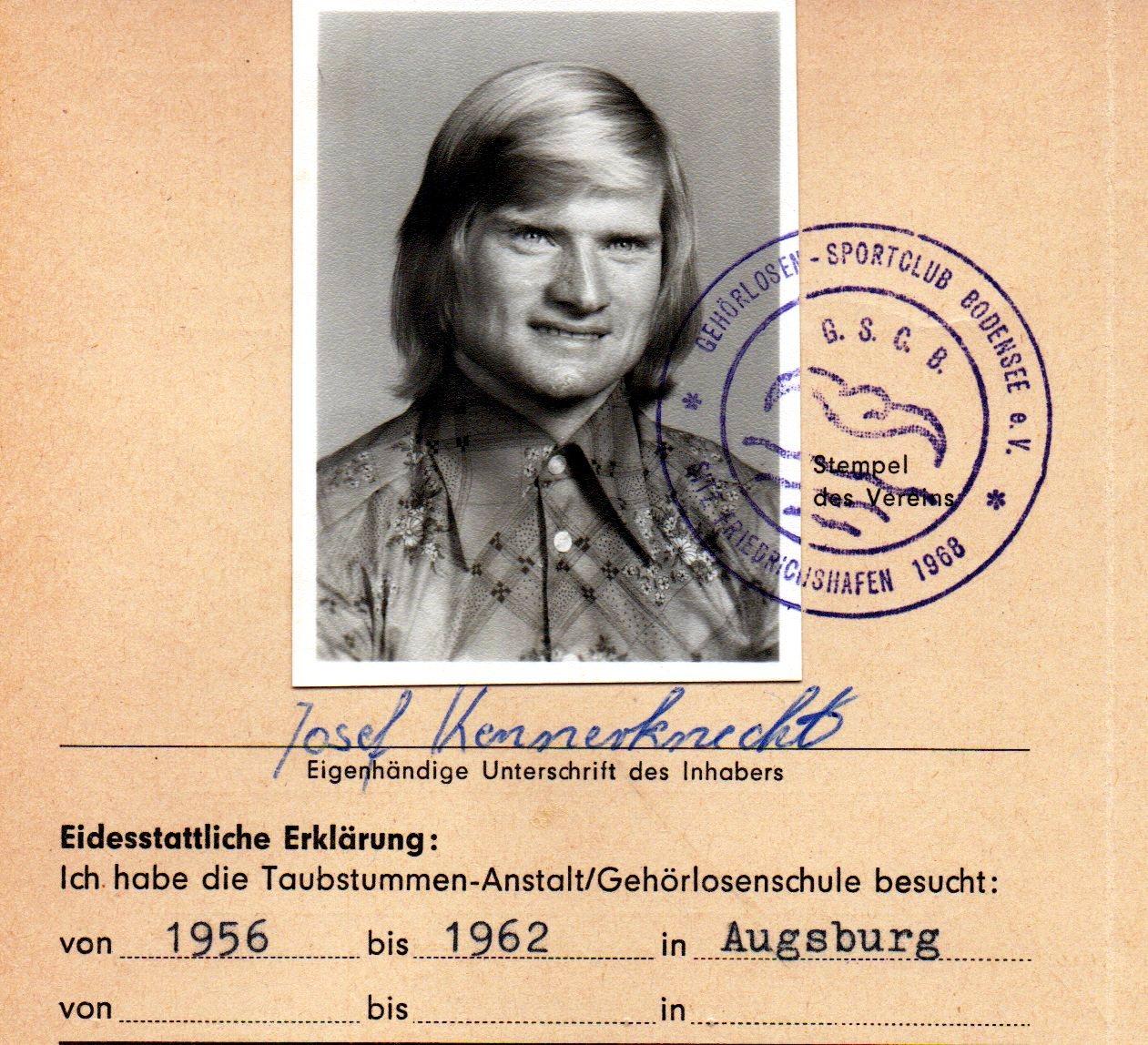 Josef Kennerknecht