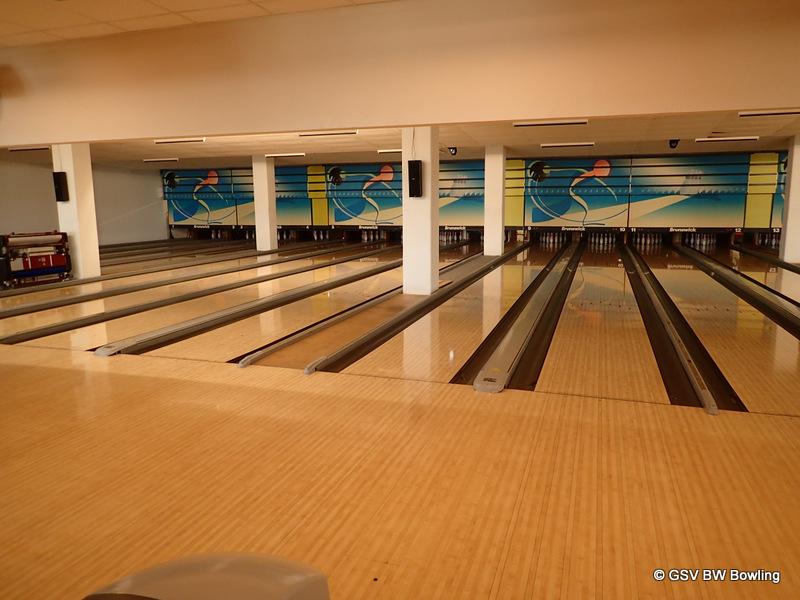 Bowlingbahn in Hildesheim