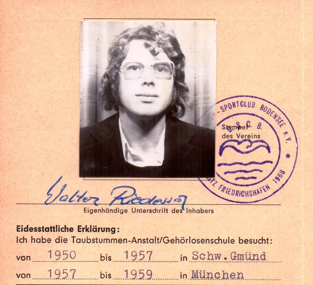 Walter Riedesser