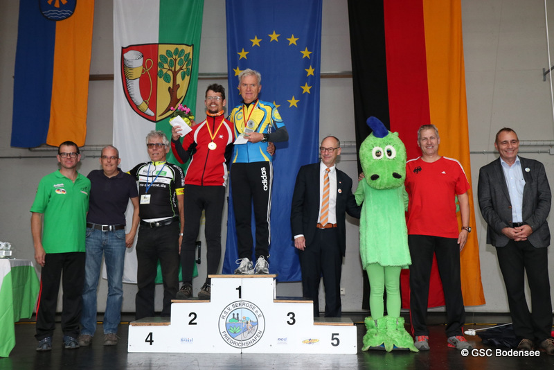 1.Platz Hobby Straßenrennen Frieder Leupolz