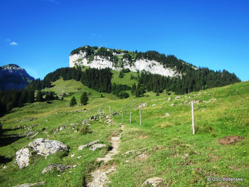 Berg Ebenalp