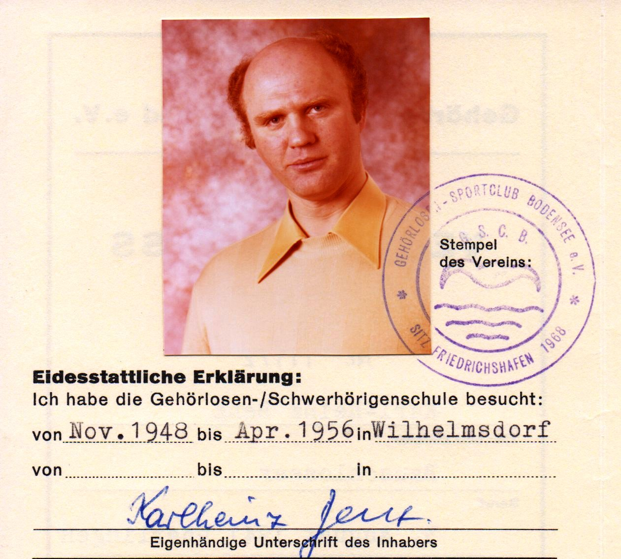 Karl-Heinz Benz