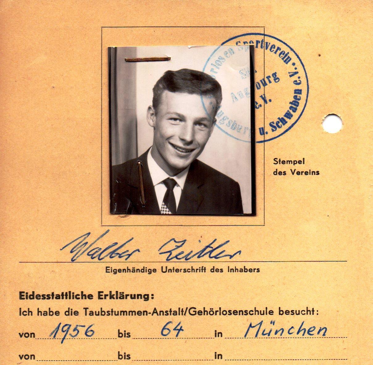 Walter Zeitler