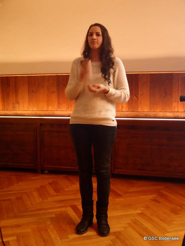 Vorstellung Carolin Auch (Beratungsstelle für Hörgeschädigte Ravensburg)