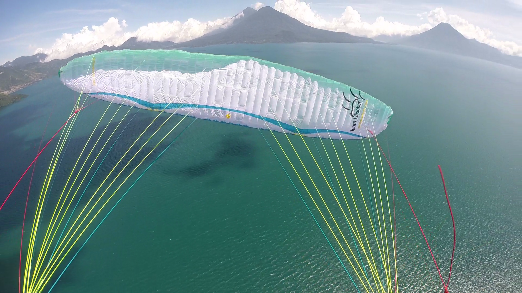 Let´s go paragliding at Lake Atitlan, Guatemala  We do tandem