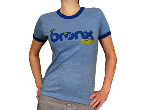 Women s Bronx Vibe T-Shirt - From The Bronx  The  1 Website for ... 950bd484625