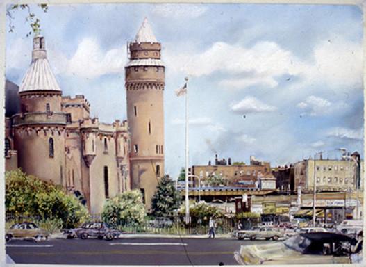 """""""Kingsbridge Armory"""" by Daniel Hauben"""
