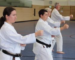 Karate für Jugendliche und Erwachsene