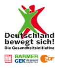 Initiative Deutschland bewegt sich der Barmer GEK