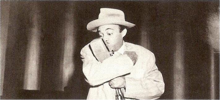 Cascarita en CMQ Radio - 1948.