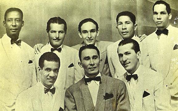 José Barros y Los Trovadores de Barú.