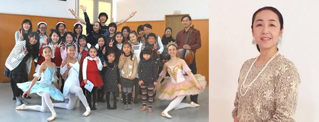 米田ひろみが講演、ルミエールの生徒がパフォーマンス部門で出演!