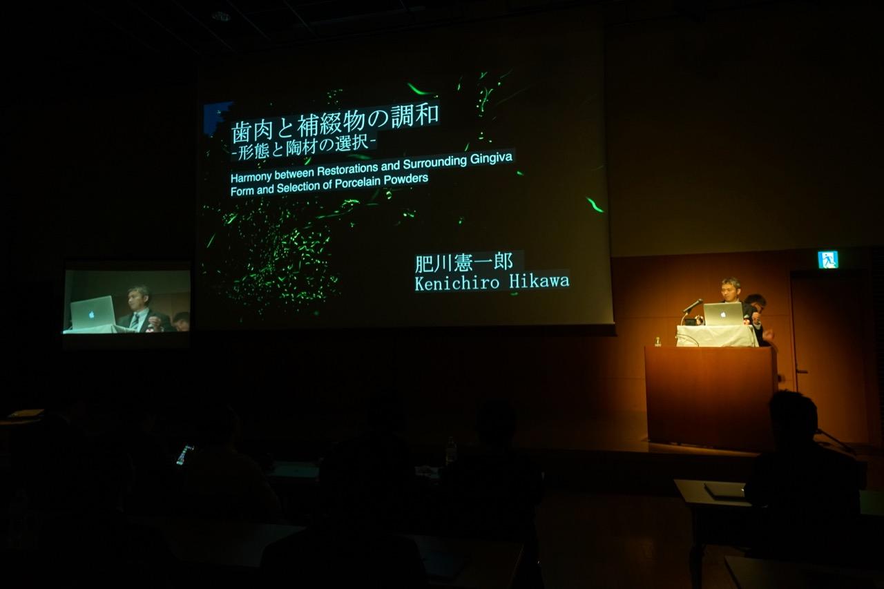 肥川 憲一郎氏(次世代演者:日本代表)講演