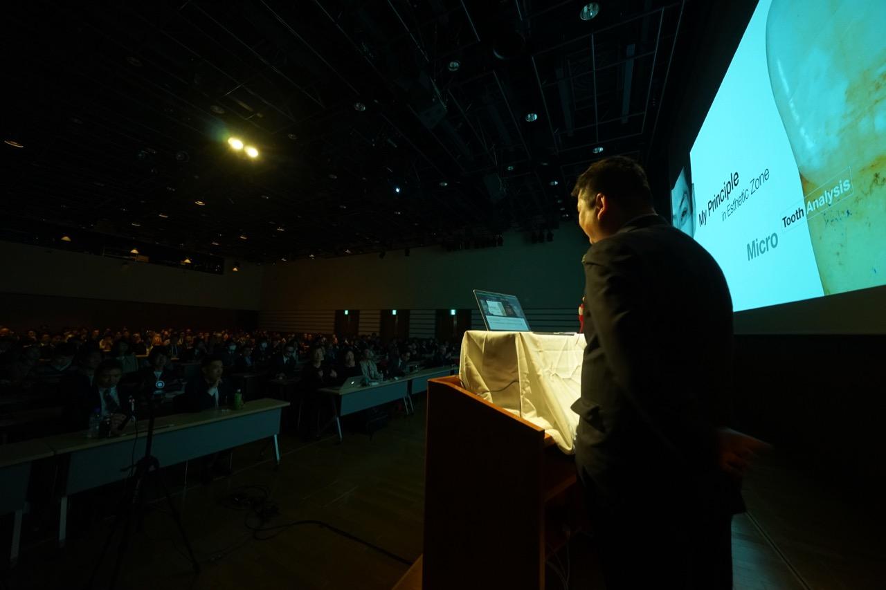 鄭 維智  Wei Chih Cheng氏(次世代演者:台湾代表)講演