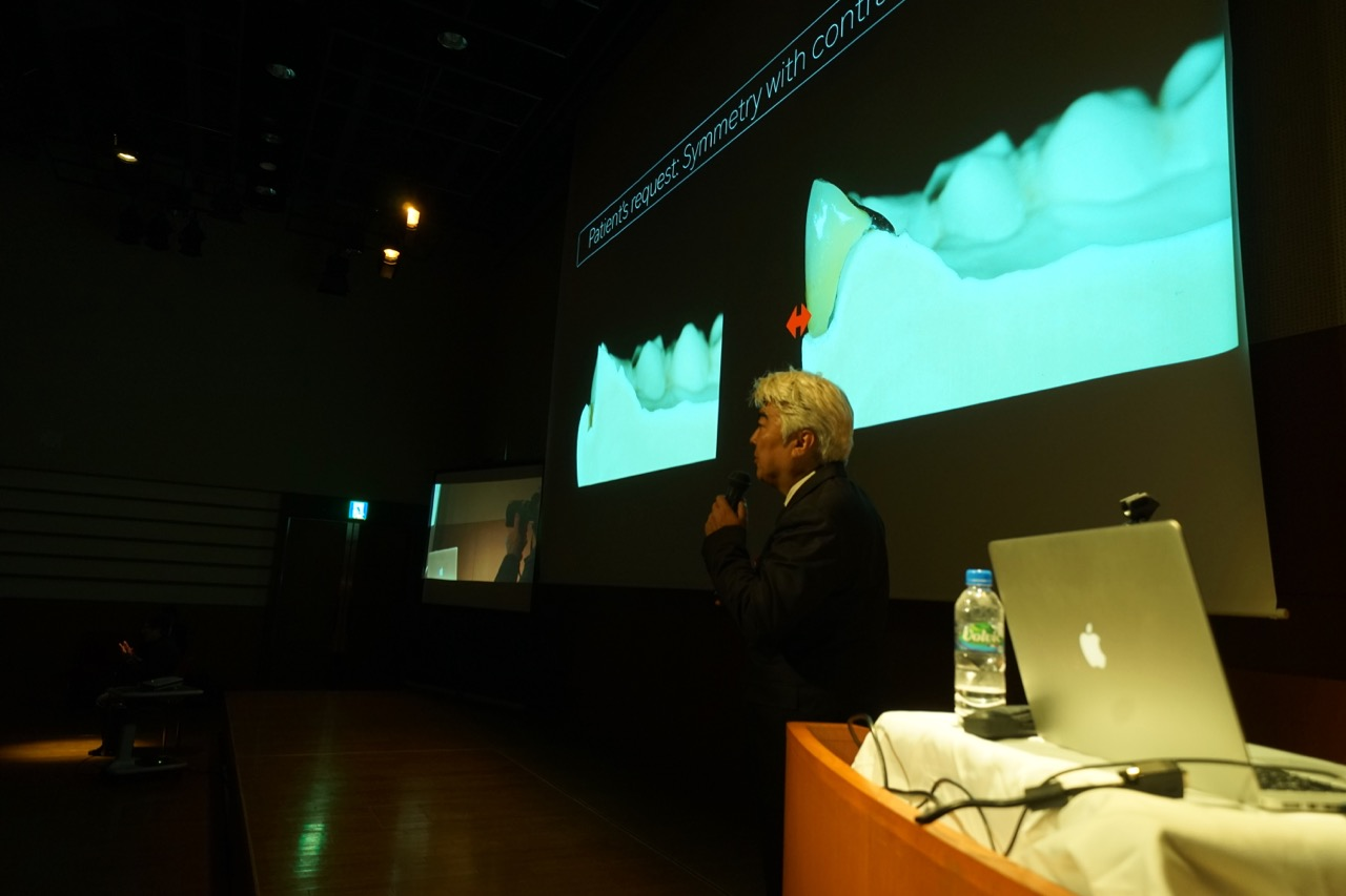 滝澤 崇(oral design member)講演