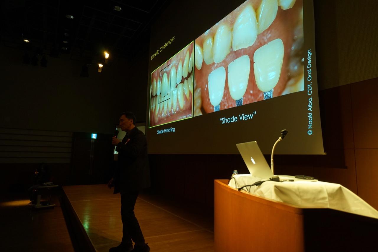 相羽 直樹(oral design member)講演