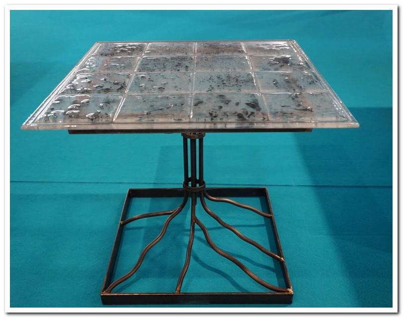 Table basse carrée-extérieur-intérieur