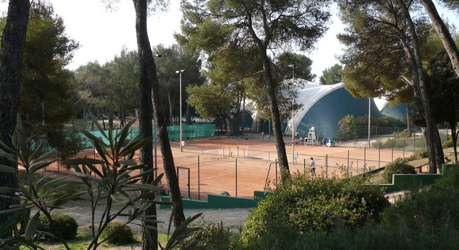 club tennis ASCH Grabels Montepllier