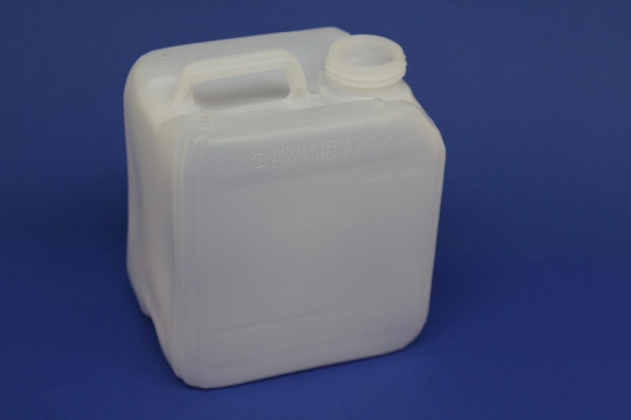 5 liter wasser kanister aus kunststoff e kunststoffverpackungen kanister eimer f sser. Black Bedroom Furniture Sets. Home Design Ideas